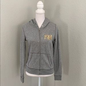 Pink by Victoria's Secret Full Zip Hoodie